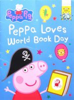 Peppa Pig: Peppa Loves World Book Day! Ladybird Books