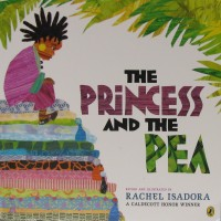 The Princess and the Pea Rachel Isadora