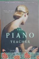 The Piano Teacher Janice Y.K. Lee