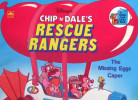 Disneys Chip   Dales Rescue Rangers: The Missing Eggs Caper Golden Look Look Book