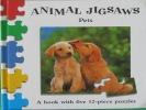 Animal Jigsaw Pets