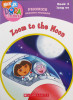 Zoom to the Moon Book 4: Long oo Phonics Reading Program Nick Jr. Dora the Explorer 4
