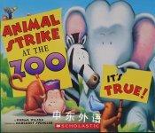 Animal Strike at the Zoo. Its True Karma Wilson