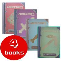 Minecraft Handbook Series Collection Mojang