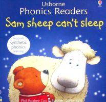 Sam Sheep Cant Sleep (Phonics Readers) Phil Roxbee Cox