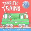 Amazing Machines: Terrific Trains: 20 Anniversary edition