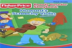 HOWARDS SCREECHY VIOLIN READY READER STORYBOOK THIRD GRADE NANCY PARENT