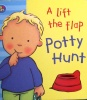 Lift the flap Potty hunt