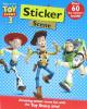 Disney pixar:Toy Story 3 sticker scene