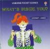 Usbonre Pocket Science: What's inside you?