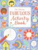Usborne Fabulous Activity Stickers Book