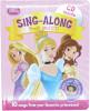 Disney Princess :Sing-along Book and CD