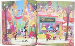 Disney Minnie in Paris