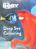 Disney Pixar Finding Dory Deep Sea Colouring