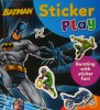 Batman Sticker Play