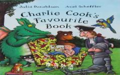 Charlie Cook's favourite book Julia Donaldson