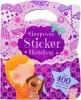 Sleepover sticker handBag