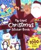 Christmas Time Sticker Fun