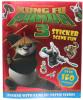 Kung Fu Panda3: Sticker Scene