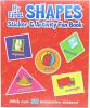 Shapes Sticker Activity Fun Book