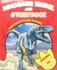 Dinosaur Storybook  Ferocious Flesh Eaters