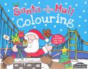 Santa is Coming to Hull Colouring